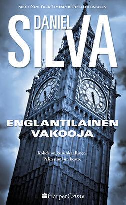 Silva, Daniel - Englantilainen vakooja, e-kirja