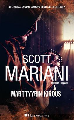 Mariani, Scott - Marttyyrin kirous, e-kirja