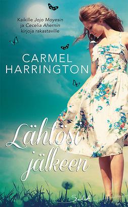 Harrington, Carmel - Lähtösi jälkeen, e-kirja