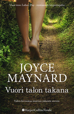 Maynard, Joyce - Vuori talon takana, e-kirja