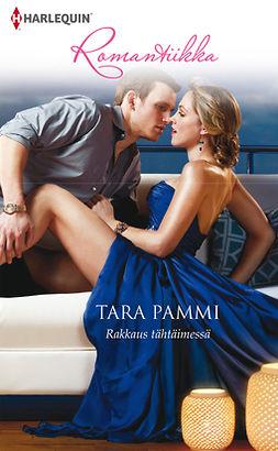 Pammi, Tara - Rakkaus tähtäimessä, e-kirja