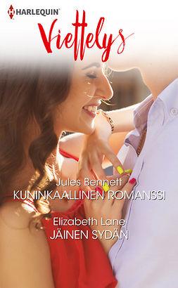 Bennett, Jules - Kuninkaallinen romanssi / Jäinen sydän, e-kirja