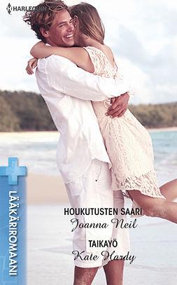 Hardy, Kate - Houkutusten saari / Taikayö, e-kirja