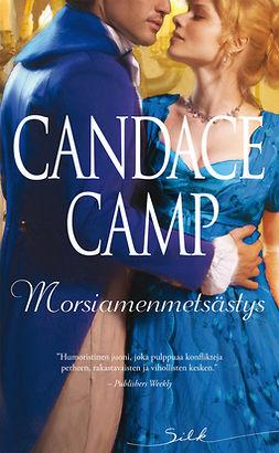 Camp, Candace - Morsiamenmetsästys, e-kirja