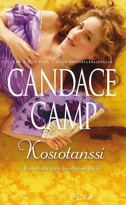 Camp, Candace - Kosiotanssi, e-kirja