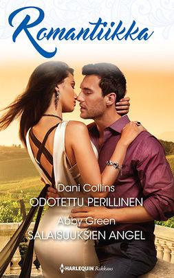 Collins, Dani - Odotettu perillinen / Salaisuuksien Angel, e-kirja