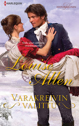 Allen, Louise - Varakreivin valittu, e-kirja