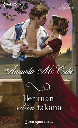 McCabe, Amanda - Herttuan selän takana, e-kirja