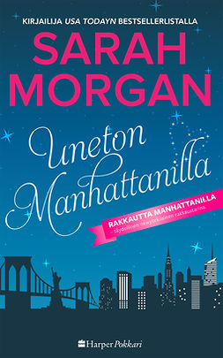 Morgan, Sarah - Uneton Manhattanilla, e-kirja