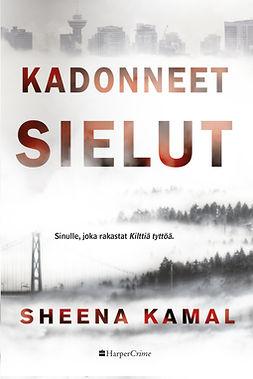 Kamal, Sheena - Kadonneet sielut, e-kirja