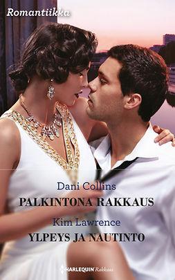 Collins, Dani - Palkintona rakkaus / Ylpeys ja nautinto, e-kirja