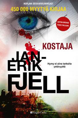 Fjell, Jan-Erik - Kostaja, e-kirja