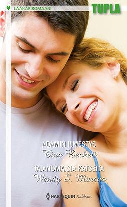Beckett, Tina - Adamin ilmestys / Taianomaisia katseita, ebook