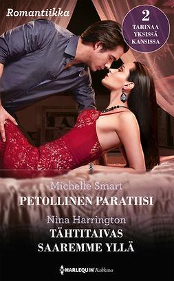 Harrington, Nina - Petollinen paratiisi / Tähtitaivas saaremme yllä, e-kirja