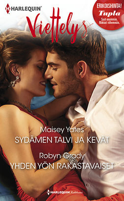 Grady, Robyn - Sydämen talvi ja kevät / Yhden yön rakastavaiset, e-kirja