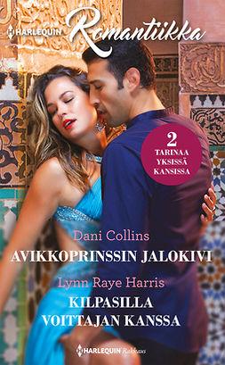 Collins, Dani - Aavikkoprinssin jalokivi / Kilpasilla voittajan kanssa, ebook