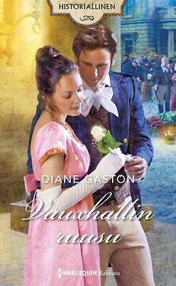 Gaston, Diane - Vauxhallin ruusu, e-kirja