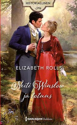 Rolls, Elizabeth - Neiti Winslow ja totuus, e-kirja