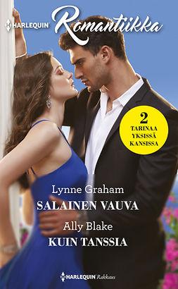 Blake, Ally - Salainen vauva / Kuin tanssia, e-kirja