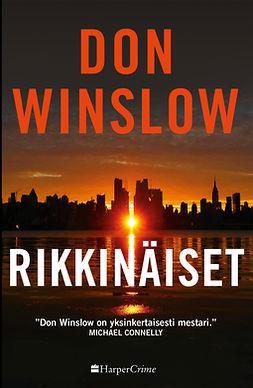 Winslow, Don - Rikkinäiset, e-kirja