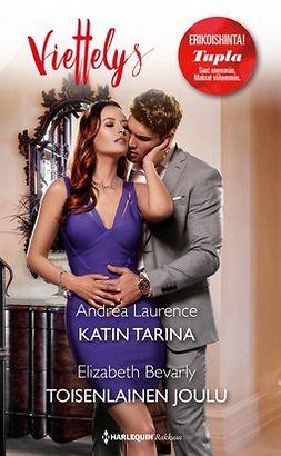 Laurence, Andrea - Katin tarina / Toisenlainen joulu, e-kirja