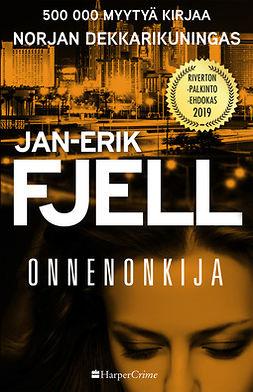 Fjell, Jan-Erik - Onnenonkija, e-kirja