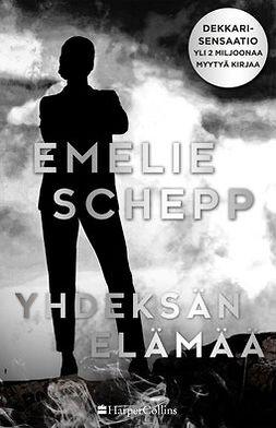 Schepp, Emelie - Yhdeksän elämää, e-kirja