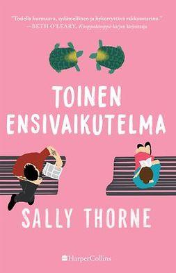 Thorne, Sally - Toinen ensivaikutelma, e-kirja