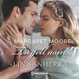 Moore, Margaret - Tregellasin linnanherra, äänikirja