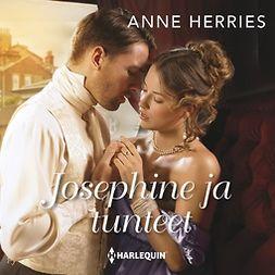Herries, Anne - Josephine ja tunteet, äänikirja