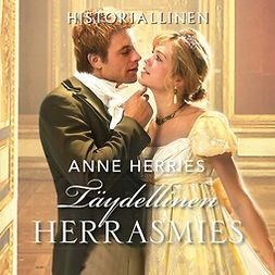Herries, Anne - Täydellinen herrasmies, audiobook