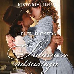 Dickson, Helen - Salainen ratsastaja, äänikirja
