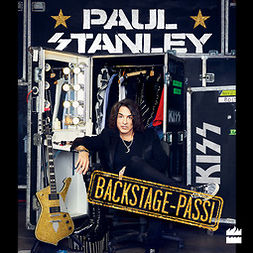Stanley, Paul - Backstage-Passi, audiobook