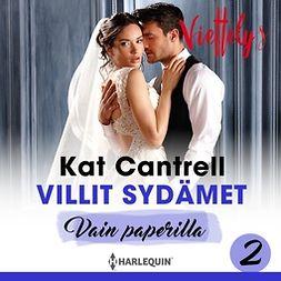 Cantrell, Kat - Villit sydämet, äänikirja