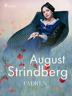 Strindberg, August - Fadren, ebook