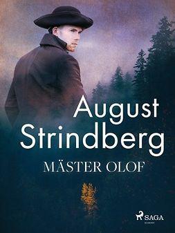 Strindberg, August - Mäster Olof, ebook