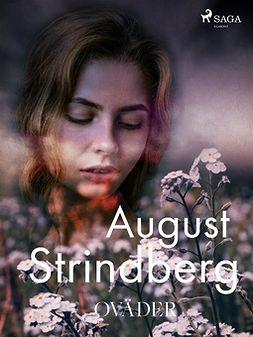 Strindberg, August - Oväder, ebook