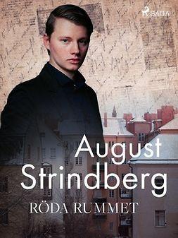 Strindberg, August - Röda rummet, ebook