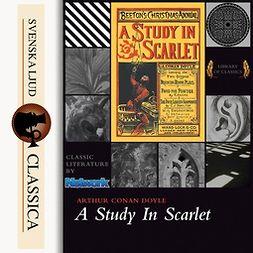 Doyle, Arthur Conan - A Study in Scarlet, audiobook