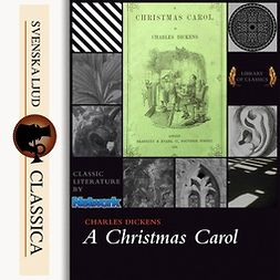 Dickens, Charles - A Christmas Carol, audiobook
