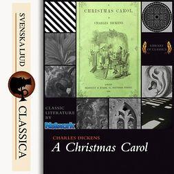 Dickens, Charles - A Christmas Carol, äänikirja