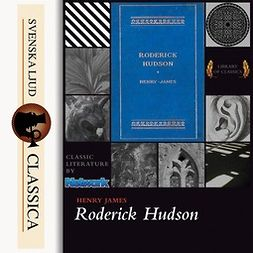 James, Henry - Roderick Hudson, audiobook