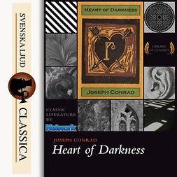 Conrad, Joseph - Heart of Darkness, audiobook