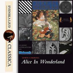 Carroll, Lewis - Alice's Adventures in Wonderland, audiobook