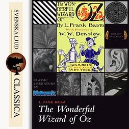 Baum, L. Frank - The Wonderful Wizard of Oz, audiobook