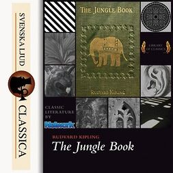 Kipling, Rudyard - The Jungle Book, audiobook