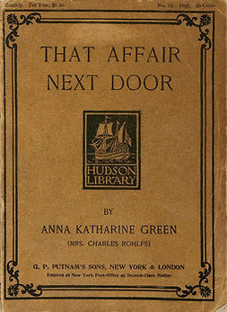 Green, Anna Katharine - That Affair Next Door, ebook