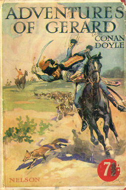 Doyle, Sir Arthur Conan - Adventures of Gerard, e-bok