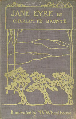 Brontë, Charlotte - Jane Eyre, ebook