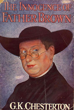 Chesterton, G. K. - The Innocence of Father Brown, ebook